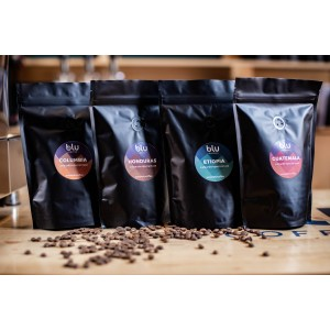 Abonament Blu Coffee - Recomandarea lunii
